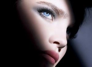 макияж - дымчатые глаза