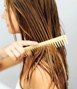 повреждение волос