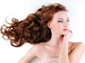 волосы с карвингом