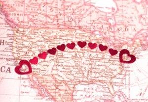 расстояние для любви