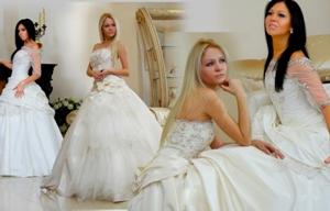 свадебные платья и их стили